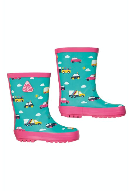 Buy Puddle Buster Wellington Boots: PVC Free | Frugi